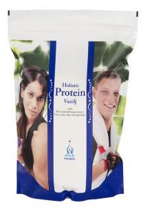Holistic Proteinpulver zip vanilj m