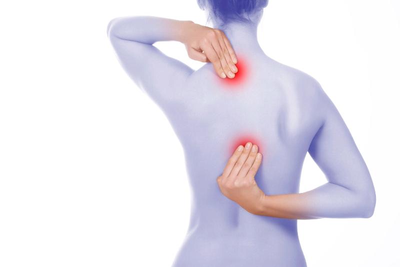 strålande smärta nacken